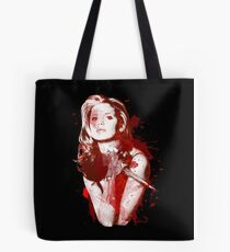 Splatter Buffy Tote Bag