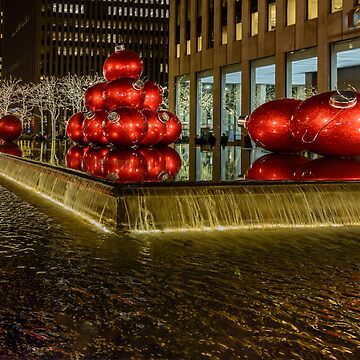 Christmas in NY by LudaNayvelt