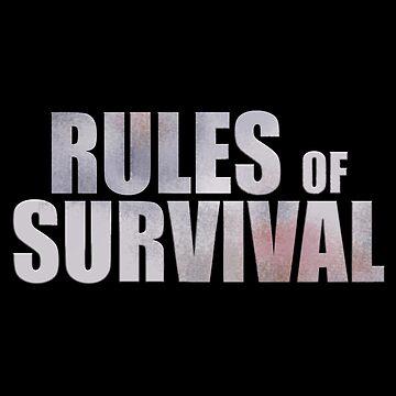 Rules of Survival Battle Royale Game by Purpleandorange