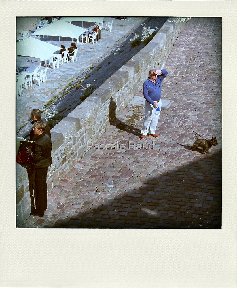 Faux-polaroids - Travelling (27) by Pascale Baud