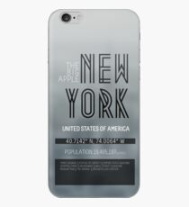 Metropolis New York iPhone Case