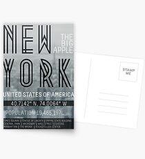 Metropolis New York Postcards
