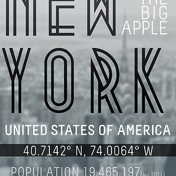 Metropolis New York by ea-photos