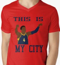 Victor Oladipo This is My City V-Neck T-Shirt
