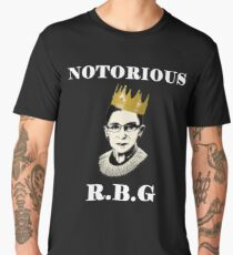 Notorious RBG Men's Premium T-Shirt