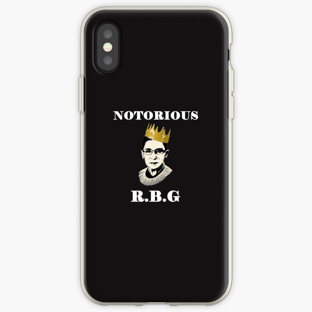 Notorious RBG iPhone Cases & Covers