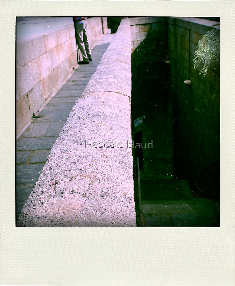 Faux-polaroids - Travelling (31) by Pascale Baud