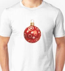 T-shirt with christmas ball Unisex T-Shirt
