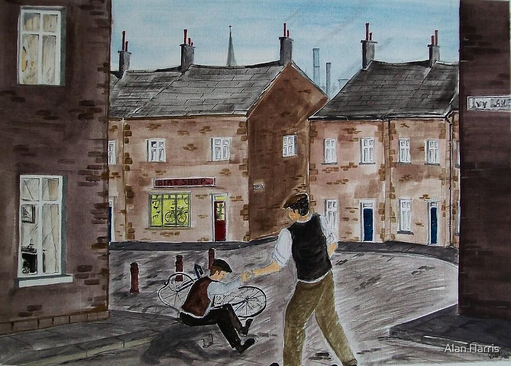"""""""Friend or foe?"""" by Alan Harris"""
