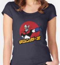 Mazinger Z Women's Fitted Scoop T-Shirt