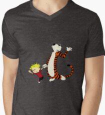 Calvin and Hobbes Dancing Pose T-Shirt