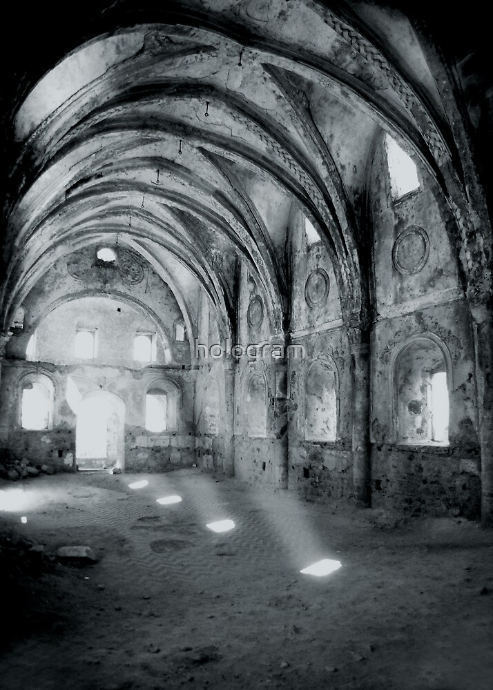 Ruined-Light by hologram