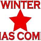 Winter Has Come by rayshippou