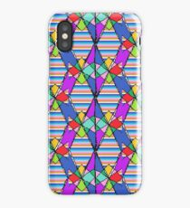 Tile #2 - Winter - Multicolour Plus iPhone Case/Skin