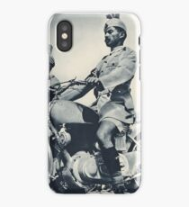 World's Fastest Indians iPhone Case/Skin