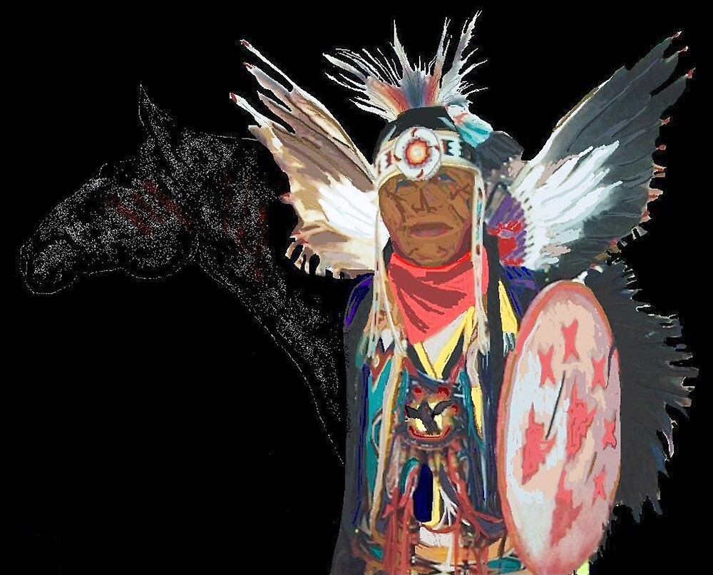 Chief by Carole Boyd