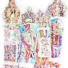 Four Torahs by Garth Potts