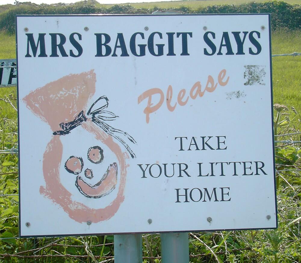 Mrs Baggit says by Ruma