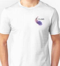 FLUME - Flower (Black) Unisex T-Shirt