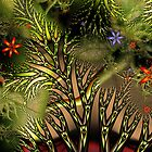 Tangled Woods by rocamiadesign