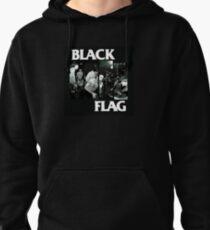 Black Flag Pullover Hoodie