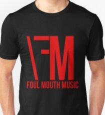 Foul Mouth Music Logo Unisex T-Shirt