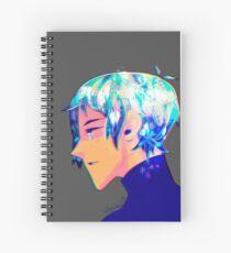 Refraction Spiral Notebook
