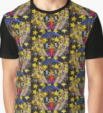 A Starry Night in The Bronx Graphic T-Shirt