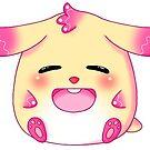 Gumdrop Bunny by ranchi