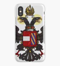 Maximilian I - Coat of Arms  iPhone Case/Skin