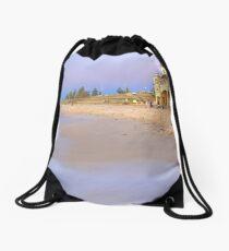 Cottesloe Beach - Western Australia  Drawstring Bag