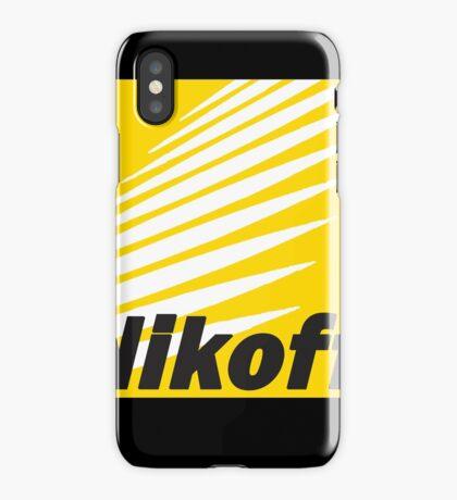 Nikoff  iPhone Case/Skin