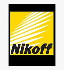 Nikoff  Photographic Print