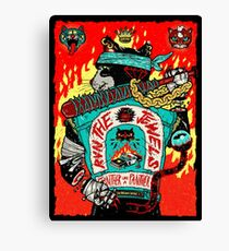 Run The Jewels Panther Like A Panther RTJ Canvas Print