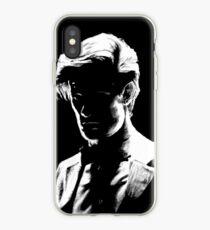 Matt Smith Silhouette iPhone Case