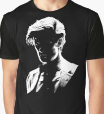 Matt Smith Silhouette Graphic T-Shirt