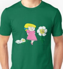 Pretty Pretty Flower Unisex T-Shirt