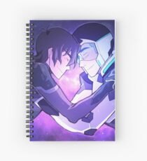A Universe or This Spiral Notebook