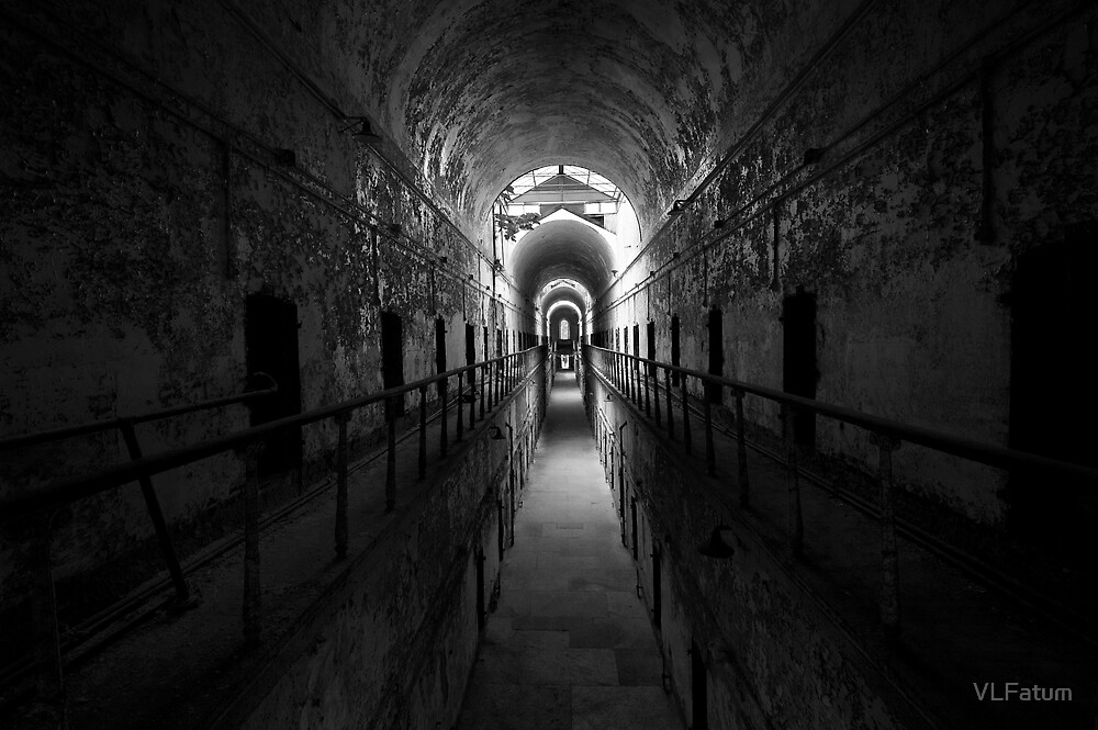 Distant footsteps echo through the corridors of time by VLFatum