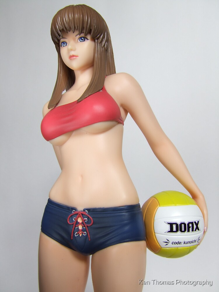Volleyball Anyone? by Ken Thomas Photography