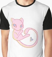 Mellow Mew Graphic T-Shirt