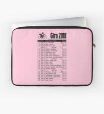 Giro d'Italia 2018 Laptop Sleeve