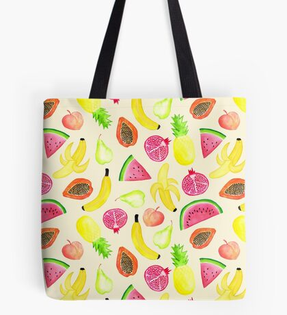 Tropical Punch - Orange Tote Bag