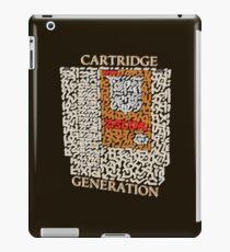 Cartridge Zelda Nintendo iPad Case/Skin