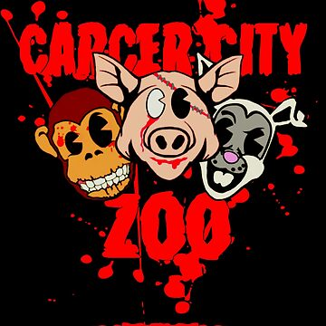 Carcer City Zoo by KaspirJones