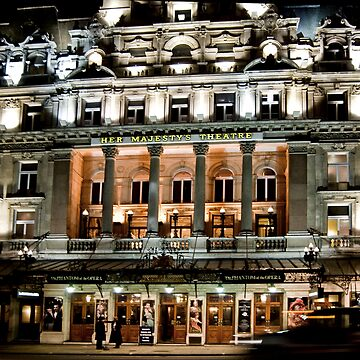 Her Majesty's Theatre by KarenM