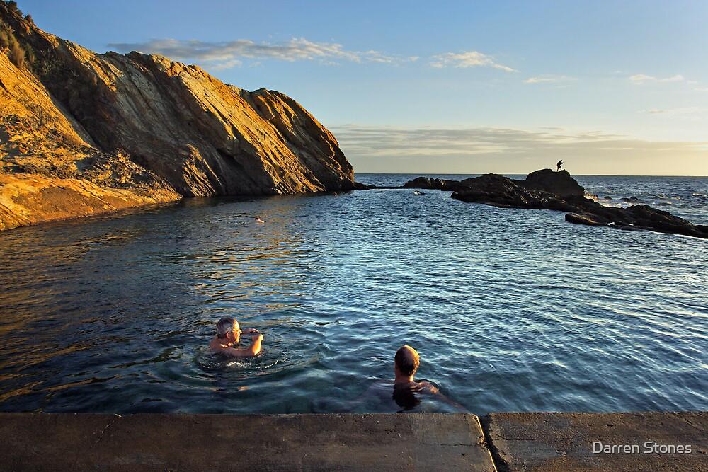 Bermagui Blue Pool by Darren Stones