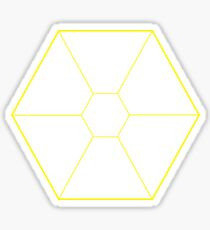 STAR WARS - TIE Fighter Sticker