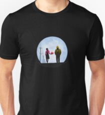 Pac Man and Ghost T-Shirt