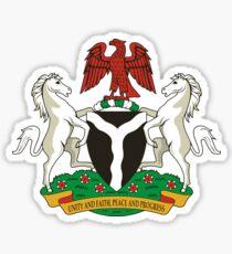 Nigeria Sticker